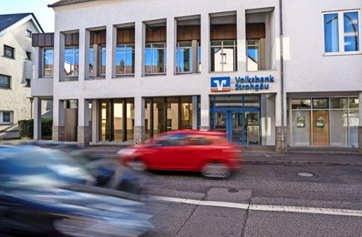 Zwei Banken werden eine – über die Kreisgrenze hinweg
