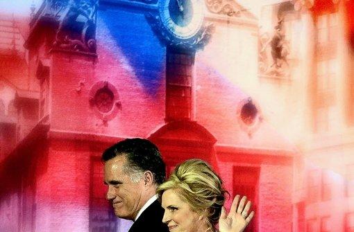 Romney scheitert mit dem Wechsel 2012