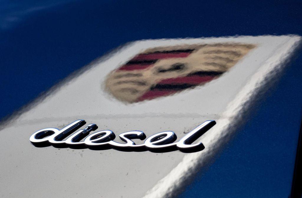 Porsche musste wegen des Dieselskandals tief in die Tasche greifen. Foto: dpa