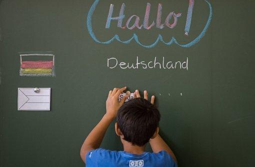 Bei der bildungsbiografischen Ersterfassung werden Kinder und Jugendliche  unter anderem gefragt, ob sie lesen und schreiben können und wie lange sie auf der Schule waren. (Symbolbild) Foto: dpa