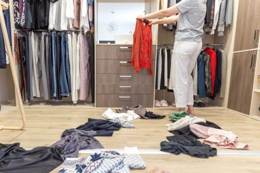 Vorschaubild zum Artikel Kleiderschrank ausmisten