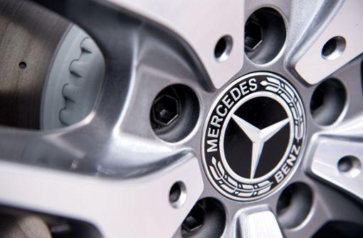 Daimler-Bußgeld füllt die Landeskasse