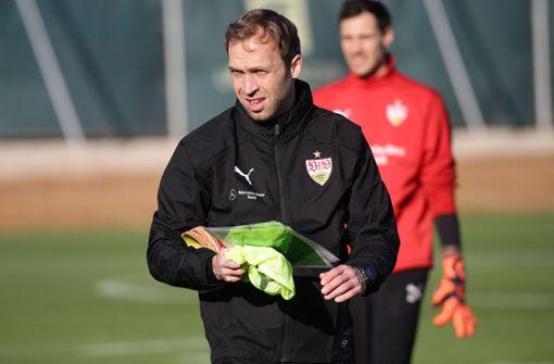 Andreas Hinkel, der Fußball-Lehrer