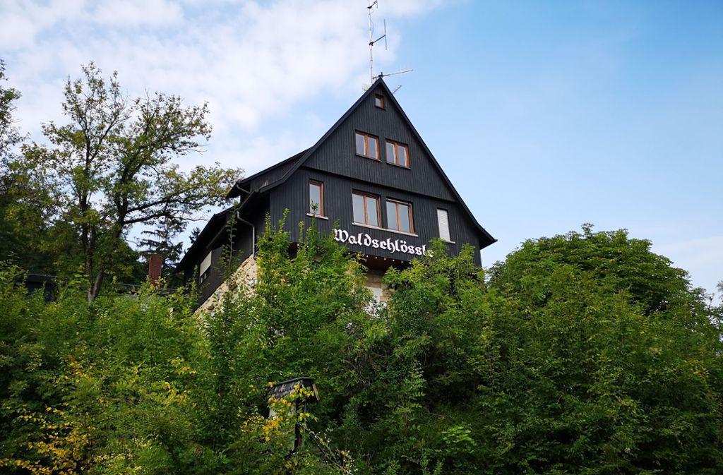 Seit Jahren steht das ehemalige Ausflugslokal Waldschlössle leer. Foto: Patricia Sigerist