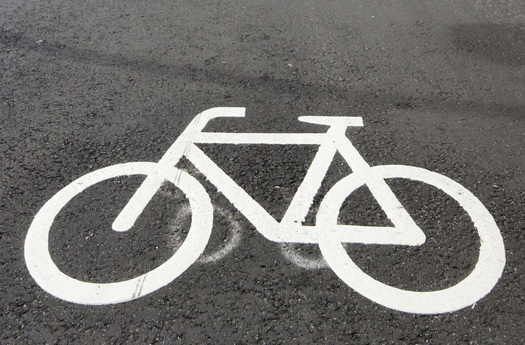 Das Radwegenetz in Feuerbach soll in den kommenden Jahren weiter ausgebaut werden. Foto: dpa