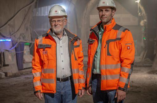 Fildertunnel: Im Kernerviertel den Kellern ganz nah