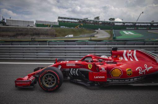 Zoff in Qualifikation: Vettel zerstört Kontrollwaage