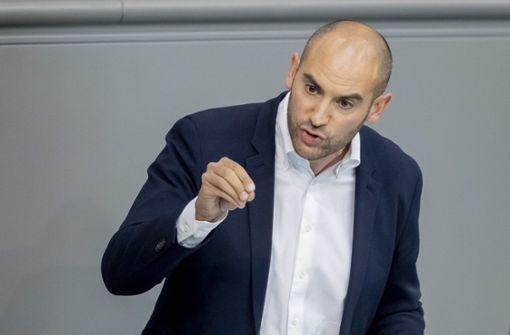 Grünen-Bundestagsabgeordneter Danyal Bayaz wird  Finanzminister