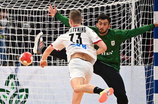 43:14 – DHB-Team deklassiert Uruguay