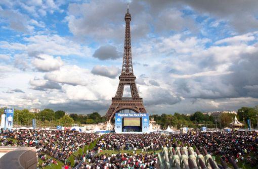 Frankreich schränkt Public Viewing ein