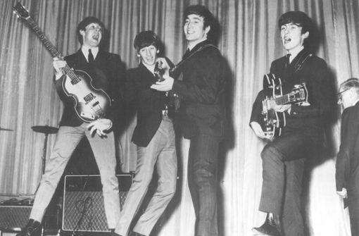 Die ersten Schreie der Beatles