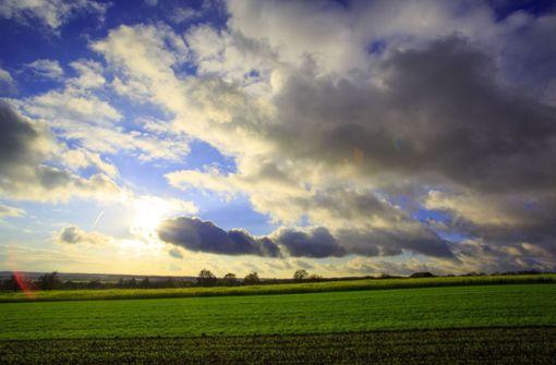 Sonne-Wolken-Mix bei milden Temperaturen