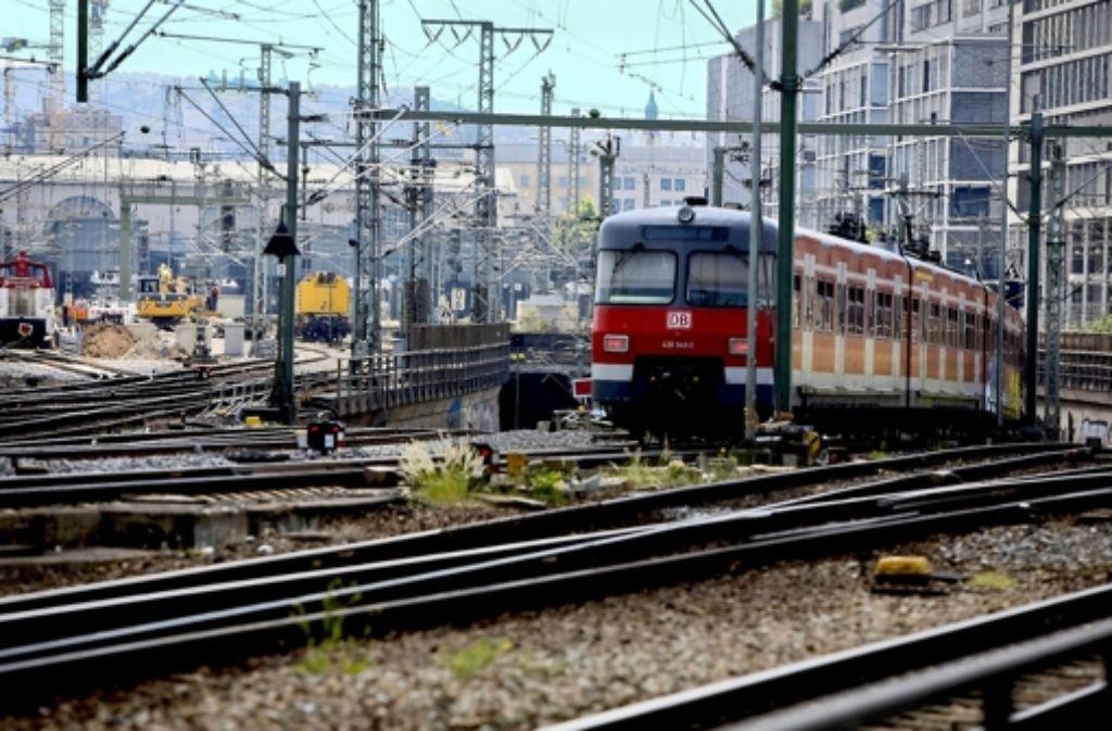 Besser Zeiten für die S-Bahn dank Stuttgart 21 – darauf hofft die Region. Foto: Steinert