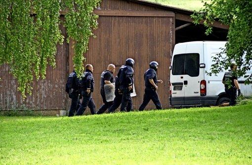 Polizei findet bei Markus K. Fesselungswerkzeuge