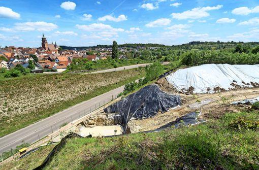 Der Bau der Hermann-Hesse-Bahn beginnt