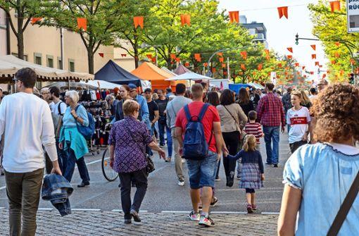 Ludwigsburg stützt Handel und Gastronomie