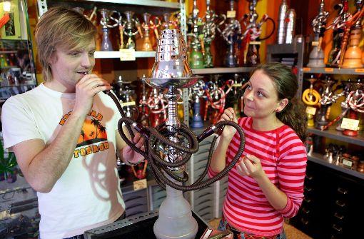 Immer mehr Vergiftungen durch Shisha-Rauchen
