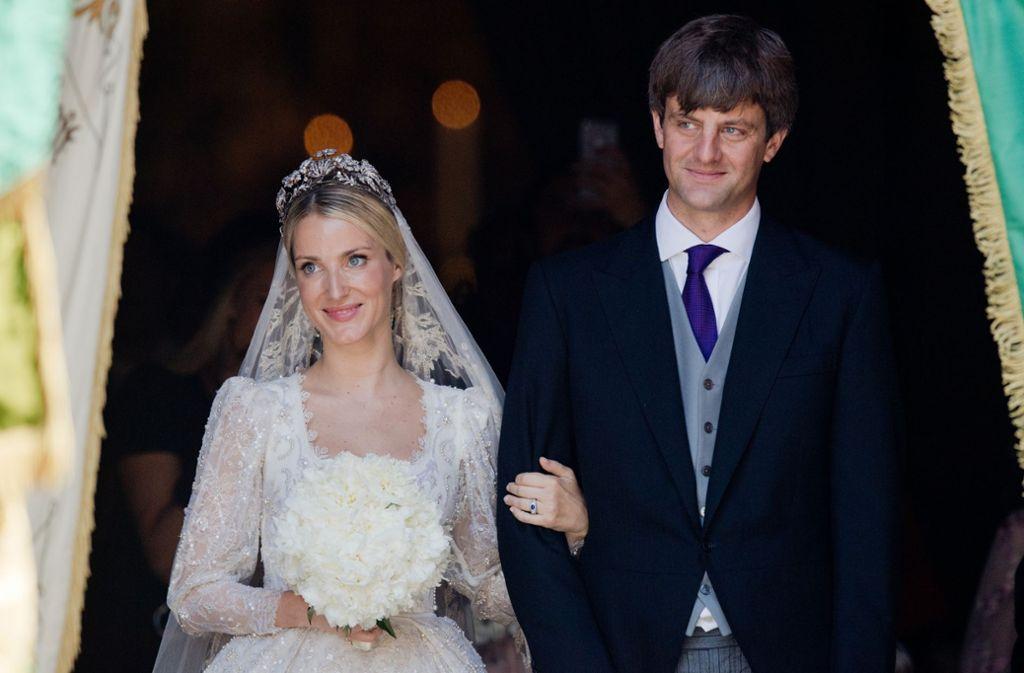 Prinz Ernst August von Hannover junior ist seit 2017 mit Ekaterina Malysheva verheiratet. Foto: dpa
