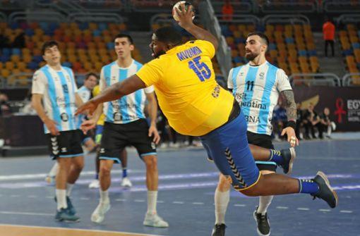 Gauthier Mvumbi – ein Pfundskerl verblüfft die Handball-Welt