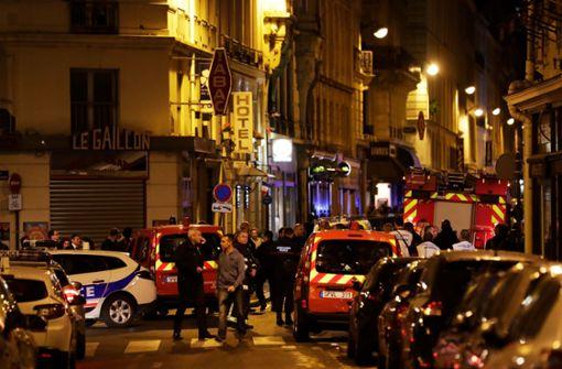 Messerstecher attackiert Menschen im Zentrum von Paris