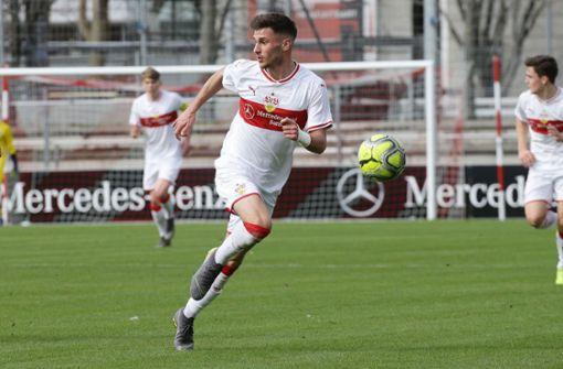 VfB Stuttgart nach Elfmeterkrimi im Finale