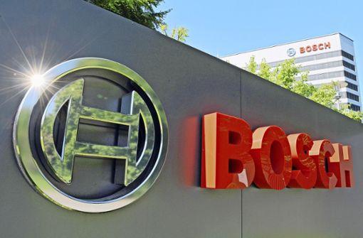 Bosch zahlt Spitzenbonus