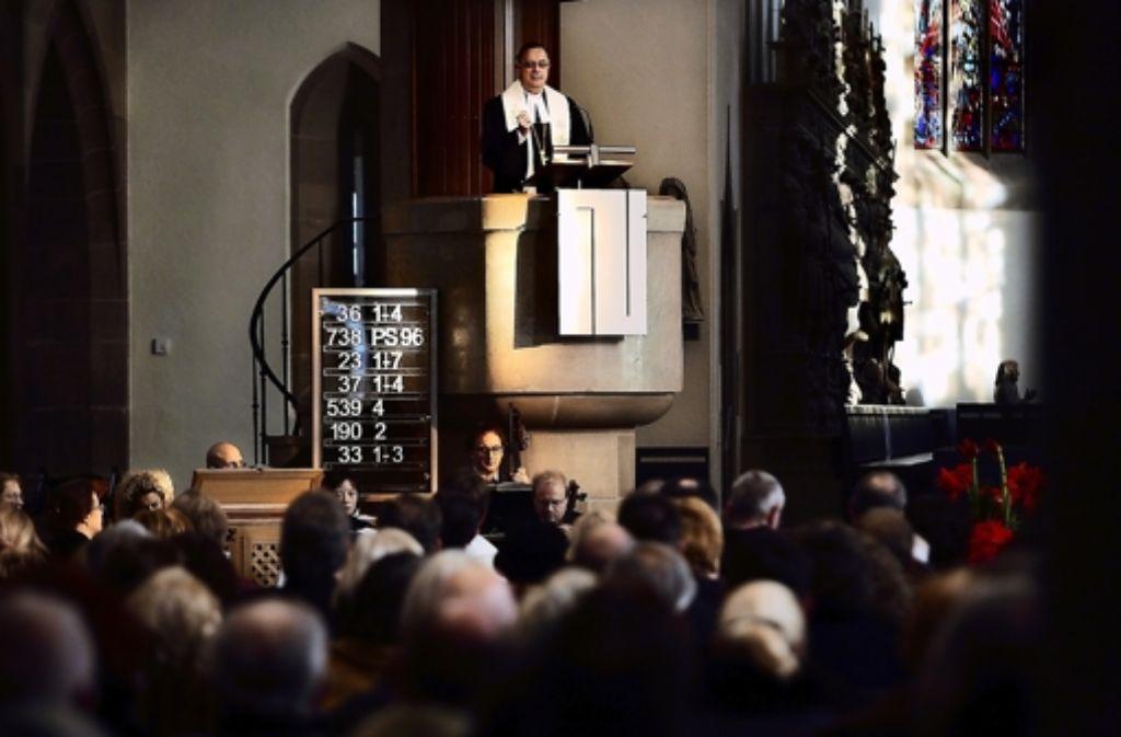 Selbstverständlich gehört auch die Kirche zum Bildungsprogramm – durchaus mit kritischem Unterton. Foto: Michael Steinert