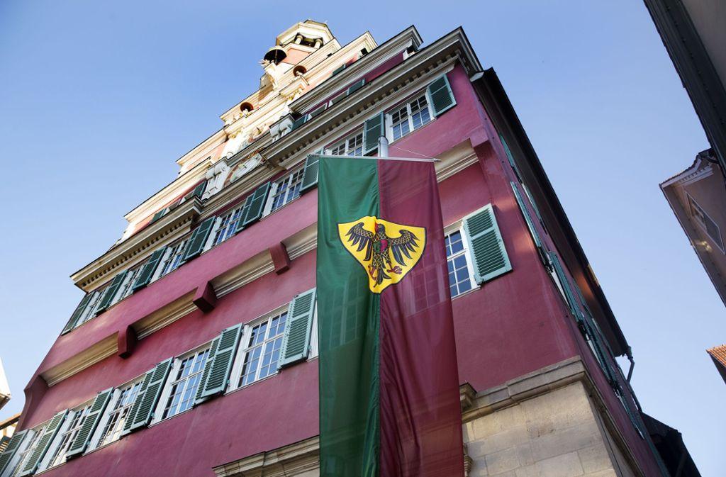 Ein Platz im Esslinger Rathaus bleibt über den Sommer verwaist – wahrscheinlich. Foto: Pressefoto Horst Rudel