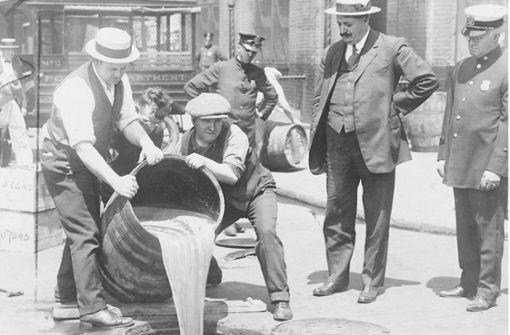 Prohibition – Amerikas  große Trockenzeit
