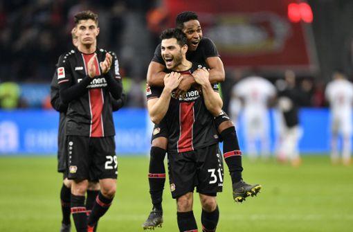 Bosz-Team rückt auf einen Europacup-Platz