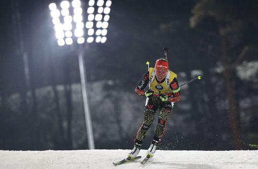 Dahlmeiers Machtdemonstration: Weltmeisterin vor Gesamtweltcup-Sieg