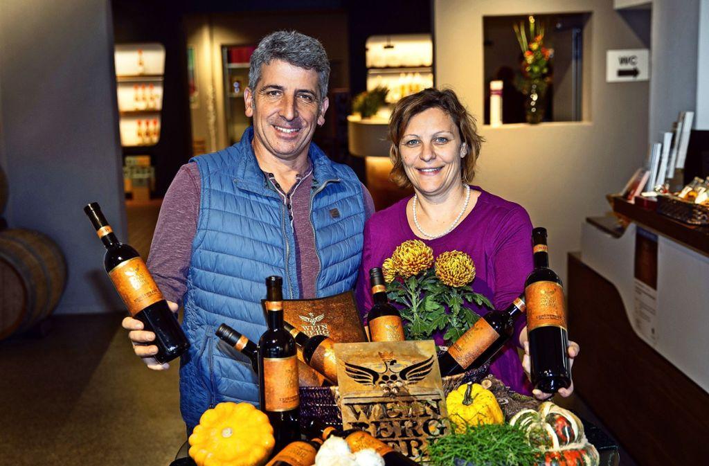 Achim Jahn und Ramona Fischer sind mit ihrer Neuaufstellung zufrieden. Foto: Ines Rudel