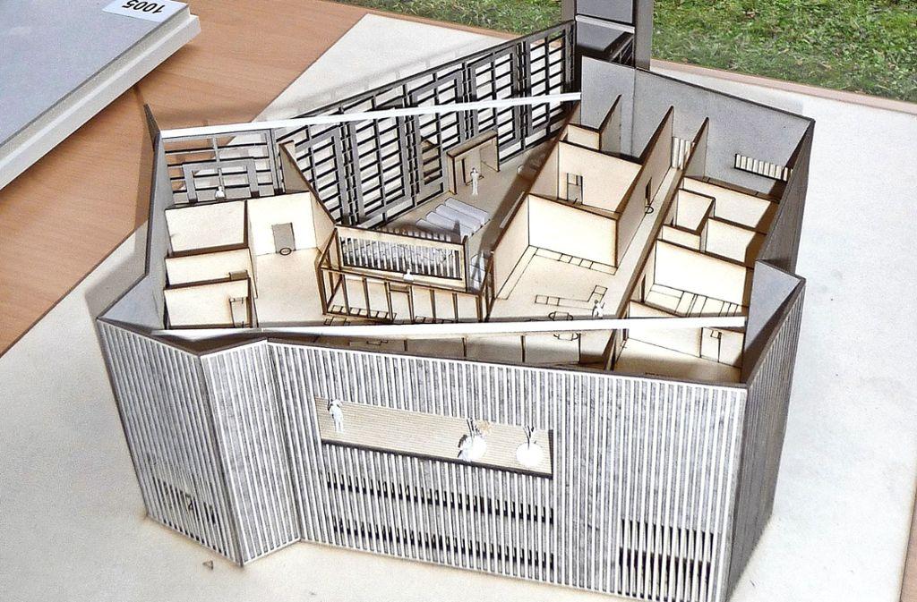 So könnte die katholische Kirche St. Ulrich künftig aussehen. Foto: z/Angelika Lehrer