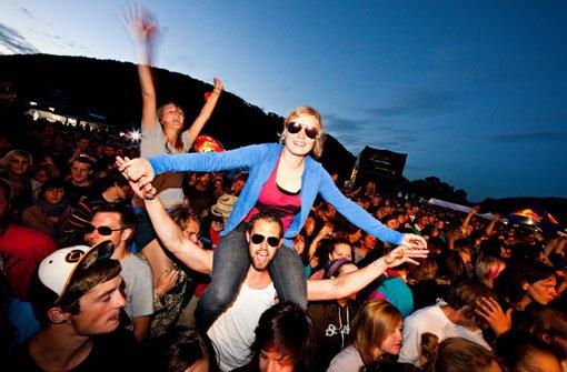 Die besten Open-Air-Festivals der Region