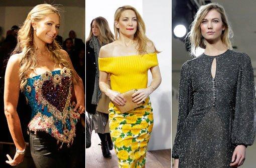 New Yorks Modewoche auf der Zielgeraden