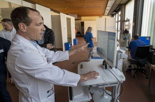 Fieber-Ambulanz für Corona-Kranke