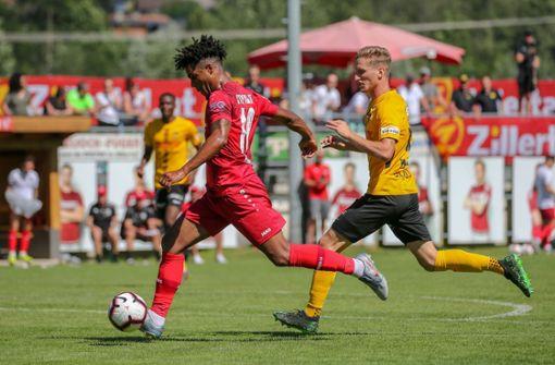VfB verliert deutlich gegen den Schweizer Meister