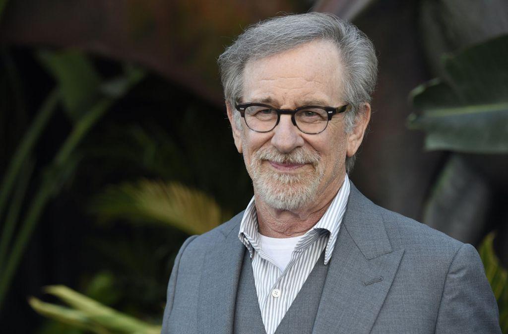 """Steven Spielberg hat die Fernsehserie """"Smash"""" entwickelt – in Deutschland war sie auf RTL 2 zu sehen. Foto: dpa/Chris Pizzello"""