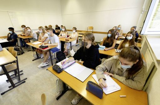 Höchstwert bei coronainfizierten Schülern im Land