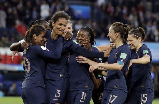 Frankreich startet furios mit 4:0 gegen Südkorea