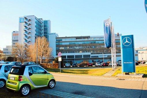 Daimler kauft Gelände