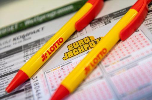 Glückspilz  gewinnt 61 Millionen Euro in der Lotterie