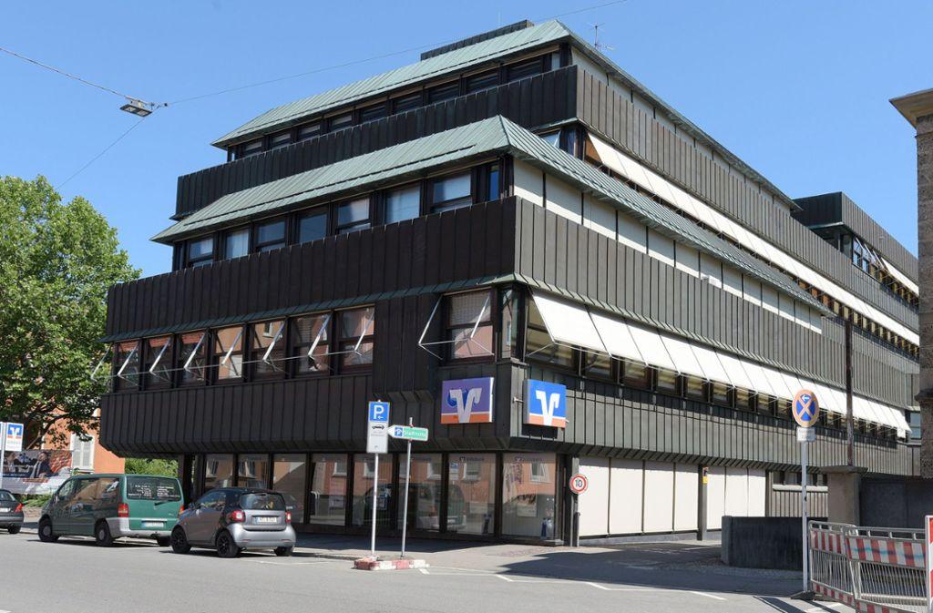 Die Volksbank Reutlingen könnte bald zur Vereinigten Volksbank gehören. Foto: dpa/Eky Eibner