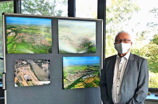 Karl-Heinz Balzer hat fast 30 Jahre die Stadt mitgeprägt
