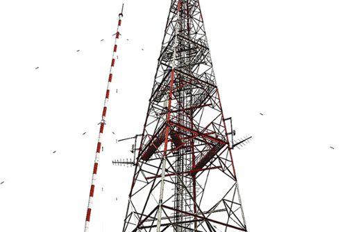 Das höchste Bauwerk des Landes fällt