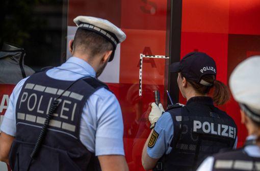 Politik und Polizei beraten über Folgen
