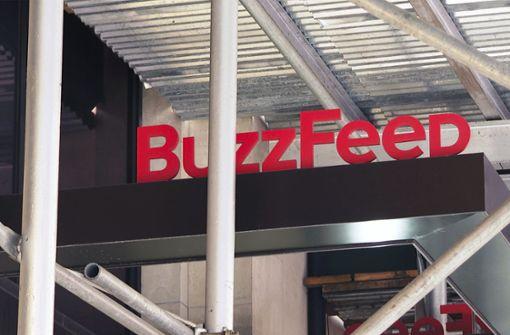 "Buzzfeed kauft ""HuffPost"""