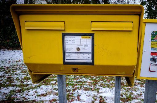 Nicht nur in Höfingen gibt's  Probleme mit der Post