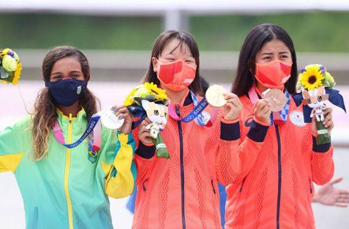 Wie alt müssen die Olympia-Teilnehmer mindestens sein?
