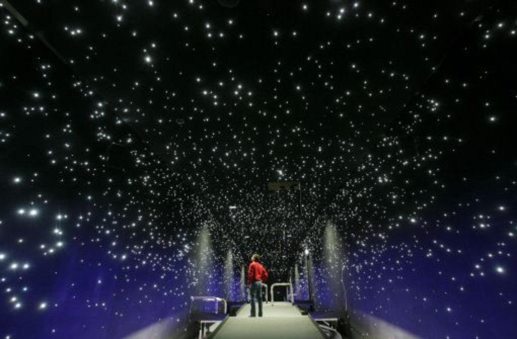 Der analoge Sternhimmelprojektor von Laupheim ist in die Jahre gekommen.Jetzt will der Betreiberverein mit Hilfe von Spendern den teuren Umbau in Angriff nehmen. Foto: AP